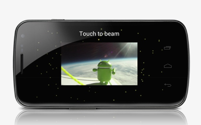 Google Unveils Galaxy Nexus Featuring NFC-Based 'Android Beam'