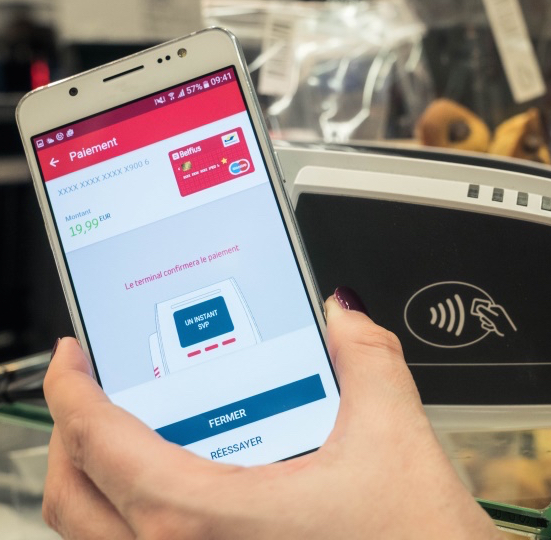 Android Pay Launches in Belgium, While State-Owned Belfius Bank Takes Two-Staged Approach to Own HCE Rollout