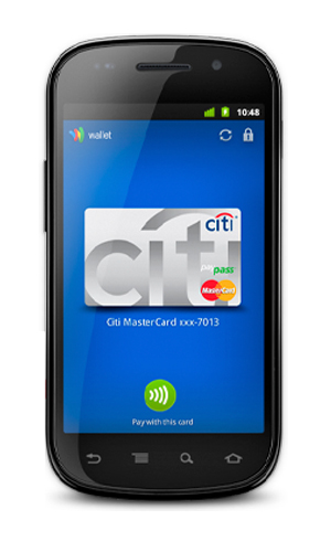 Google Wallet Point Man at Citi Leaves for Post at Daily Deal Site