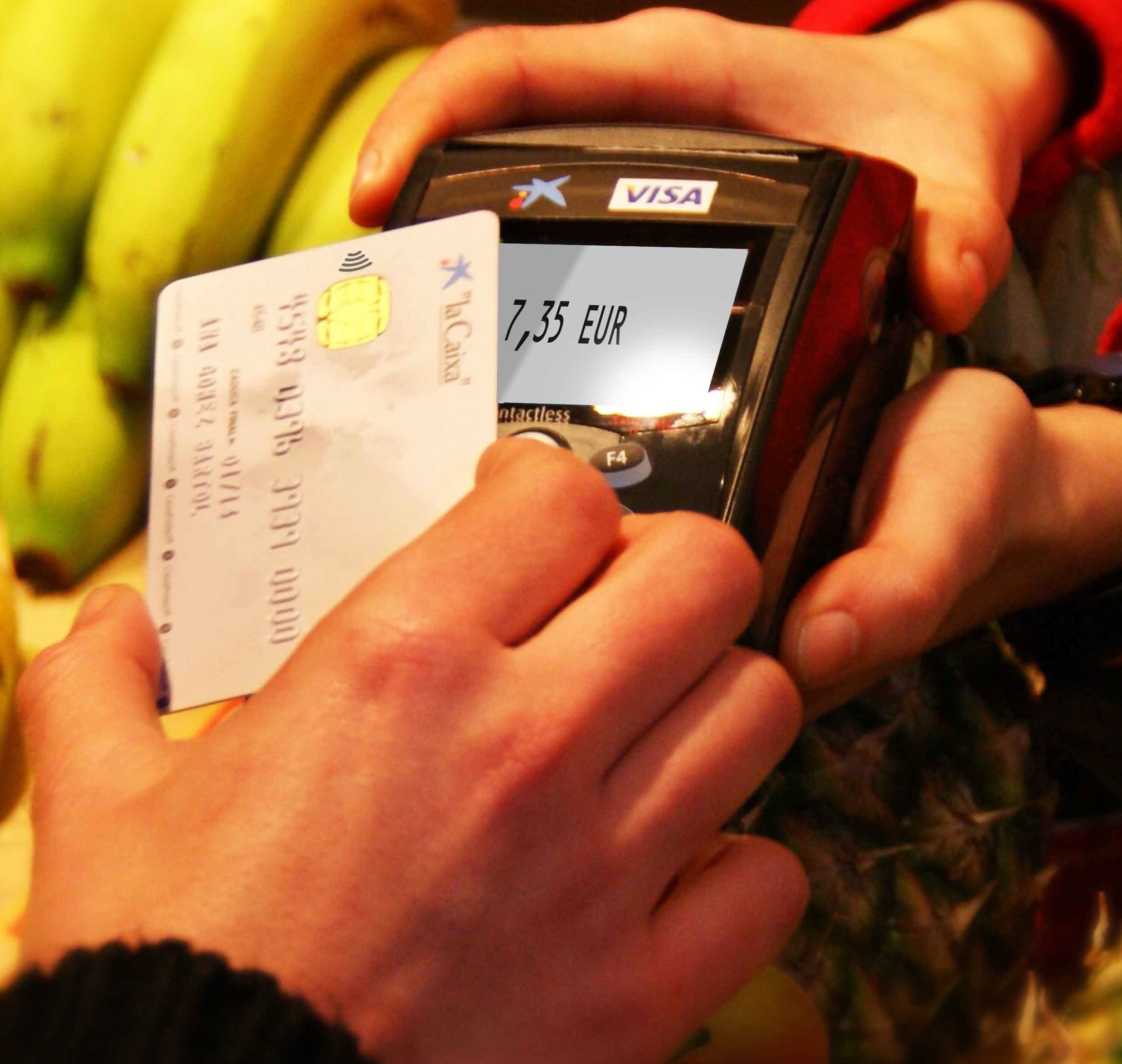 Spanish Bank Plans To Turn Barcelona into Contactless-Payment City