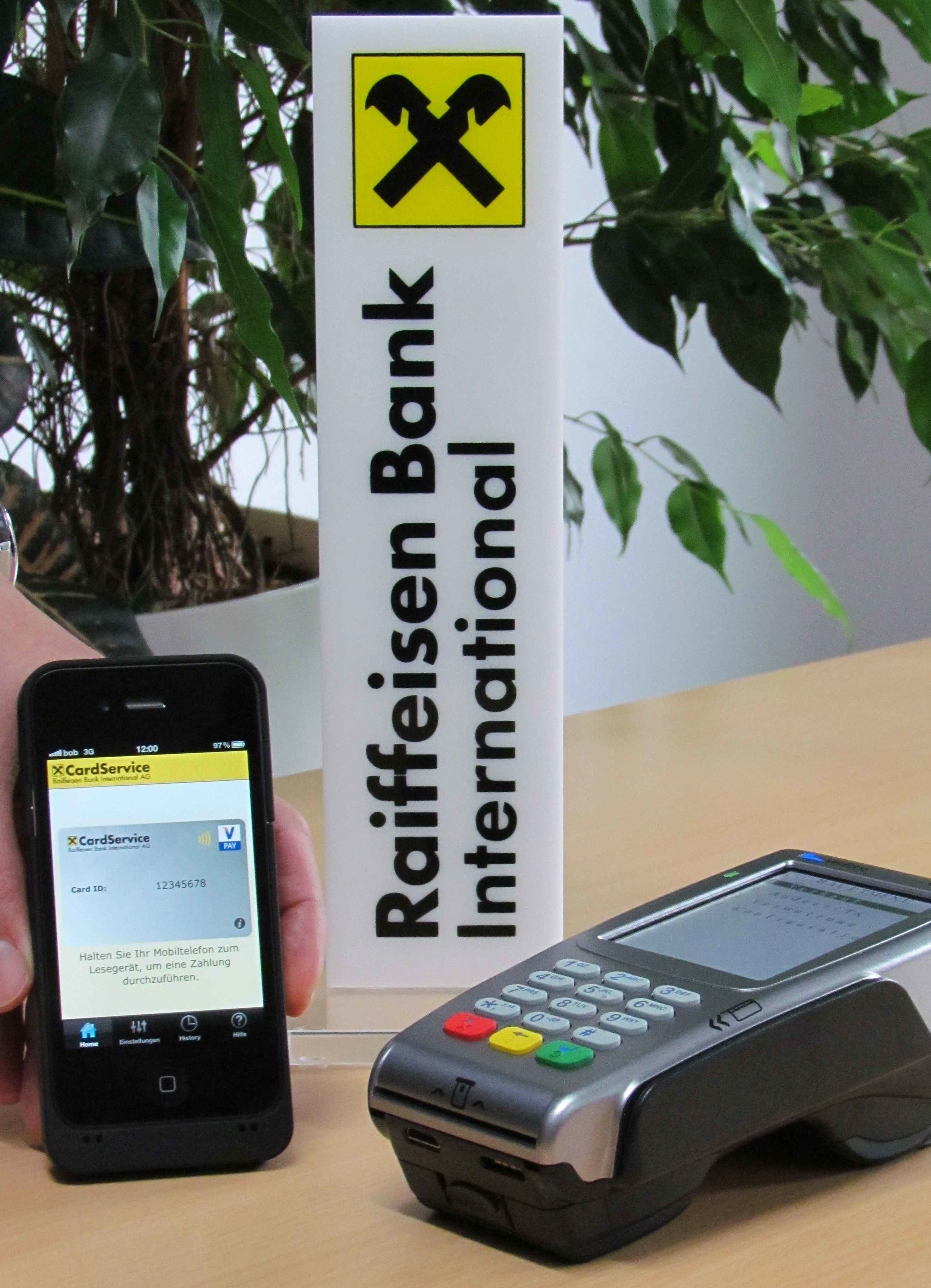 Austrian Bank to Launch Mobile-Payment Service with microSDs and iPhone